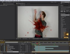 Adobe After Effects Quick VFX Blood Smear