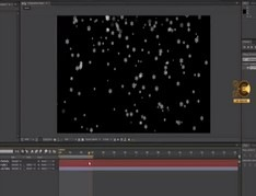 After Effects Weather Tutorial Snow & Rain
