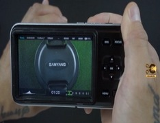 BlackMagic Pocket Cinema Camera BMPCC Walk Through