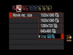 Canon EOS 60D Tutorial Movie Mode