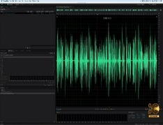 EQ for Smoothing Dialogue -Audio