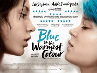 BLUE-IS-THE-WARMEST-COLOR-UK-Poster