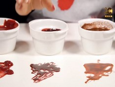 DIY Edible fake blood 4 recipes