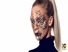Trypophobia special fx makeup tutorial
