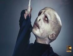 Voldemort Special FX Makeup Tutorial