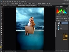 Photoshop Tutorial, Create Fantasy Photos for Kids