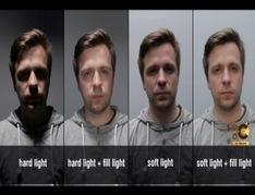 Portrait-lighting.-Height-of-the-light-source