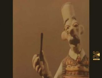 انیمیشن کوتاه War-Story-1989-film-Lip-Synch-series-Aardman-1080p-cutnegative-com