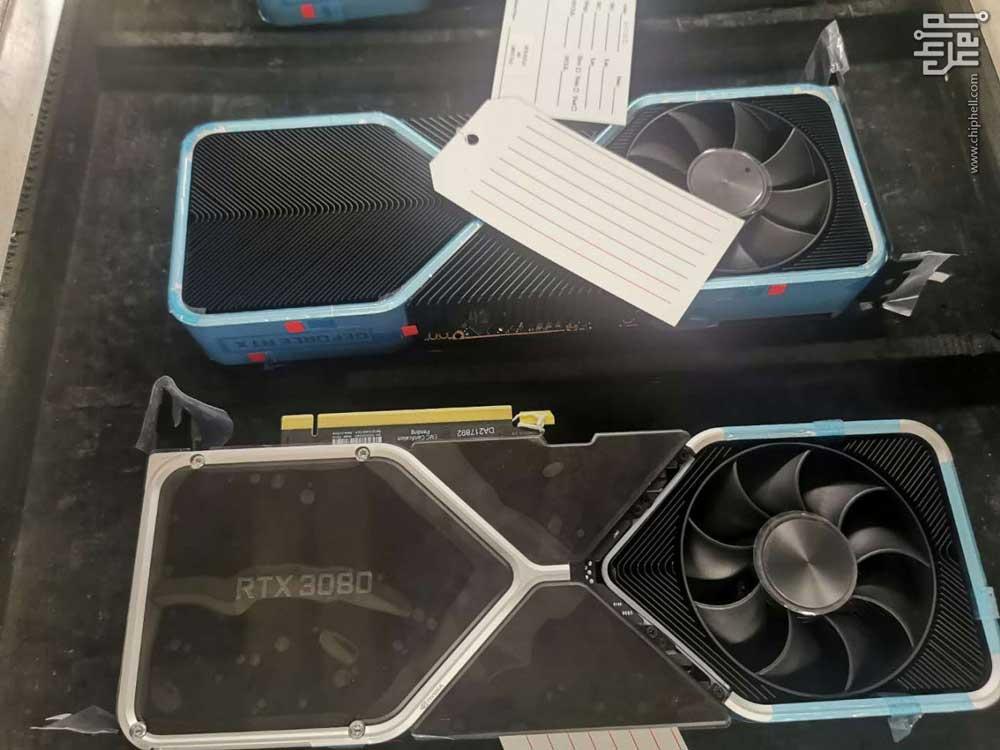 معرفی کارت گرافیک NVIDIA-GeForce-RTX-3080