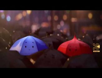 دانلود انیمیشن Blue-Umbrella