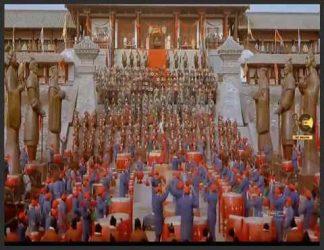 خلاصه داستان : شین شیوانگ شش کشور قدرتمند درگیر جنگ را فتح کرد و در سال 221 قبل از میلاد خود را امپراتور تمام چین اعلام کرد. در طول سلطنت خود ، او اصلاحات گسترده ای را ایجاد کرد ، شبکه گسترده ای از جاده ها را ساخت و ..
